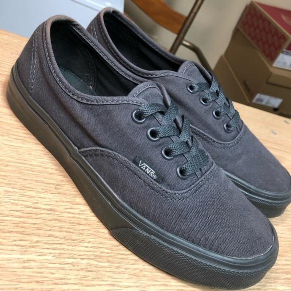 Vans Shoes | Vans Authentic Grey